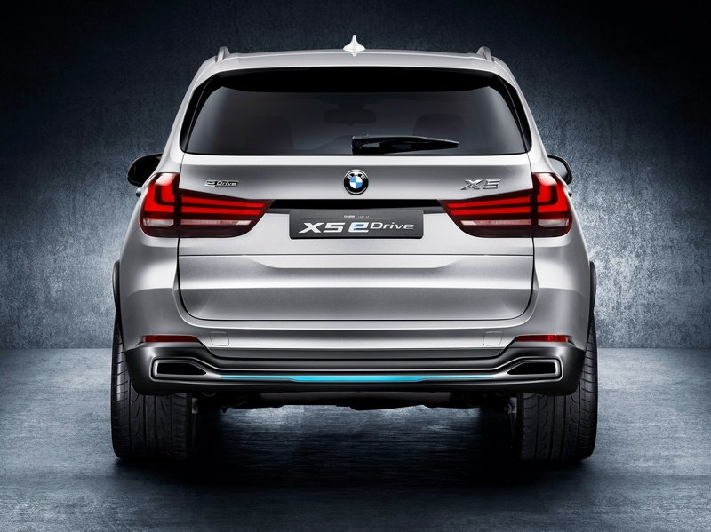 2013 BMW X5 eDrive Concept High Resolution Exterior - image 519766