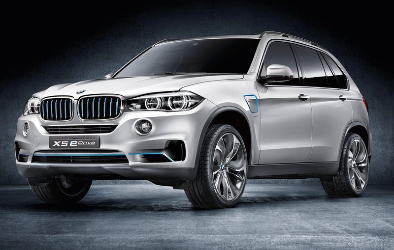 2013 BMW X5 eDrive Concept High Resolution Exterior - image 519755