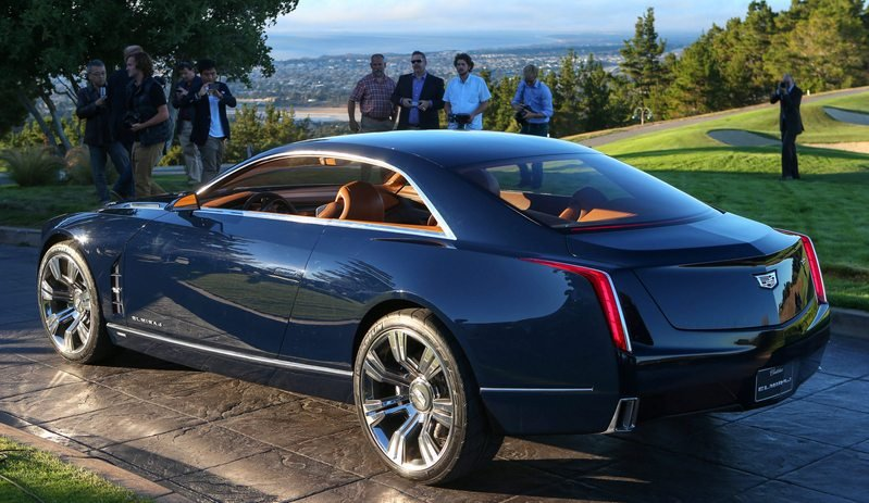 2013 Cadillac Elmiraj Concept High Resolution Exterior - image 519037
