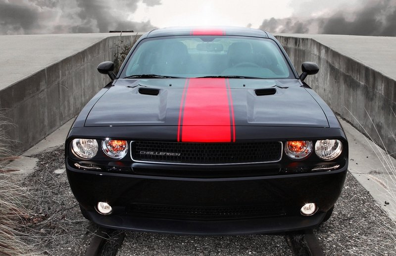 2013 - 2014 Dodge Challenger SXT High Resolution Exterior - image 517702