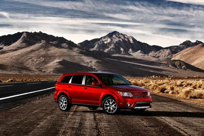 2013 Dodge Journey High Resolution Exterior Wallpaper quality - image 517839