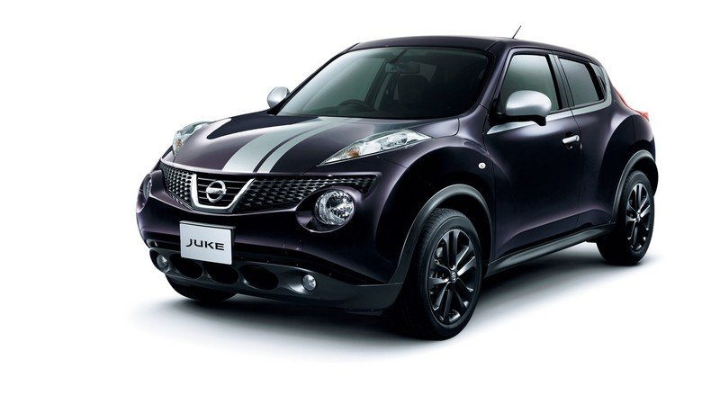 2013 Nissan Juke 15RX Personalized Package High Resolution Exterior - image 520267