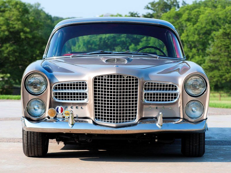 1958 Facel Vega FVS Series 4 Sport Coupe High Resolution Exterior - image 520659
