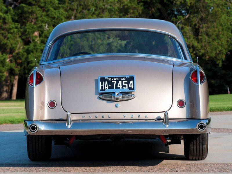 1958 Facel Vega FVS Series 4 Sport Coupe High Resolution Exterior - image 520660