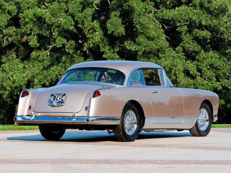 1958 Facel Vega FVS Series 4 Sport Coupe High Resolution Exterior - image 520649