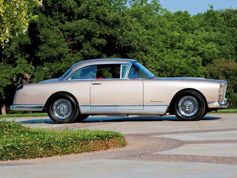 1958 Facel Vega FVS Series 4 Sport Coupe High Resolution Exterior - image 520652