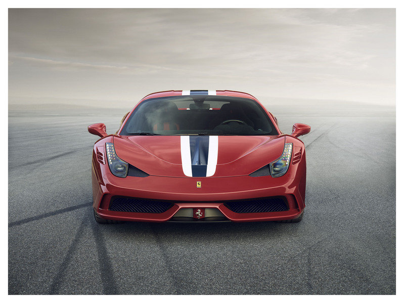 2014 Ferrari 458 Speciale High Resolution Exterior - image 519410