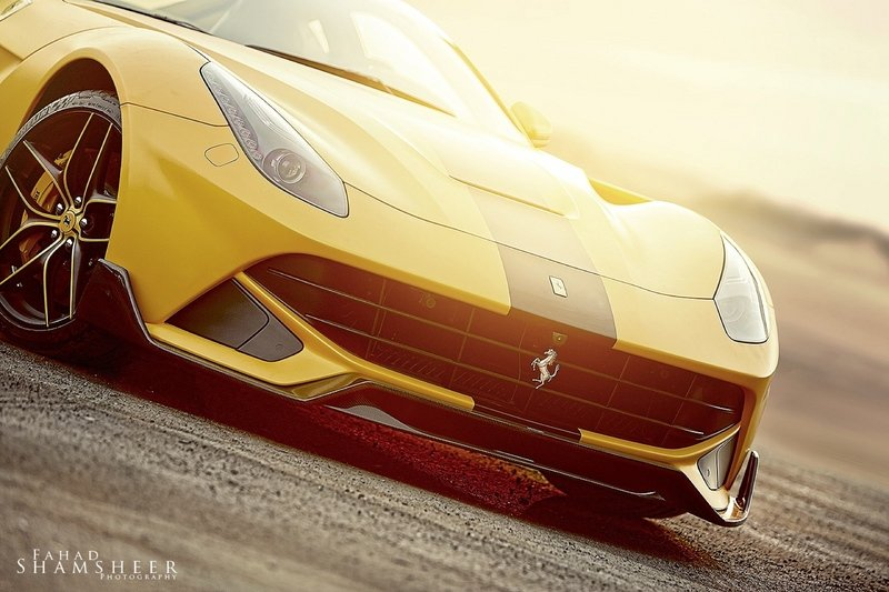 2013 Ferrari F12 Middle East Edition by DMC