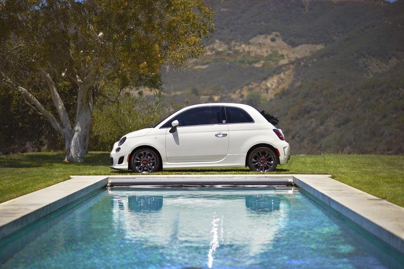 2014 Fiat 500C GQ Edition High Resolution Exterior - image 519262