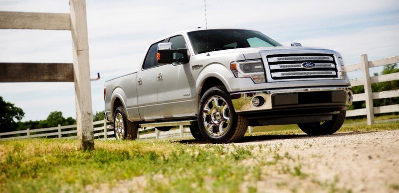 2014 Ford F-150 High Resolution Exterior - image 520365