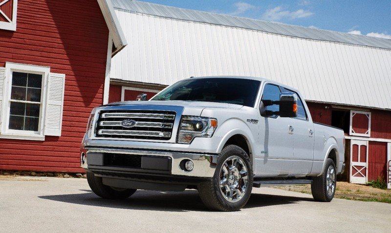 2014 Ford F-150 High Resolution Exterior - image 520359