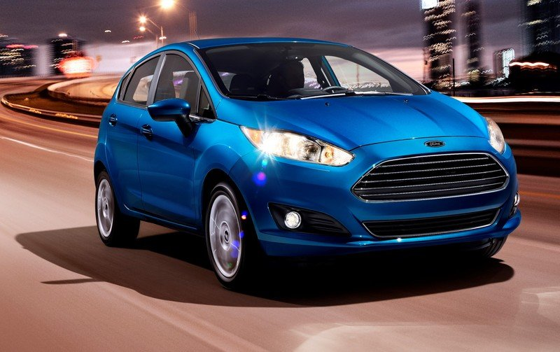 2014 Ford Fiesta High Resolution Exterior - image 518611