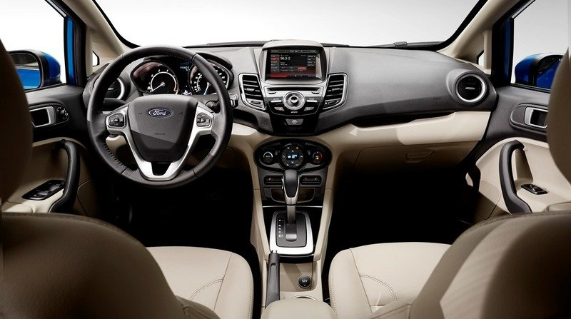 2014 Ford Fiesta High Resolution Interior - image 518612