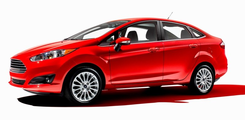 2014 Ford Fiesta High Resolution Exterior - image 518615