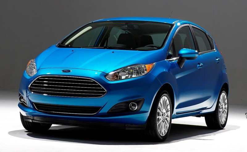 2014 Ford Fiesta High Resolution Exterior - image 518593