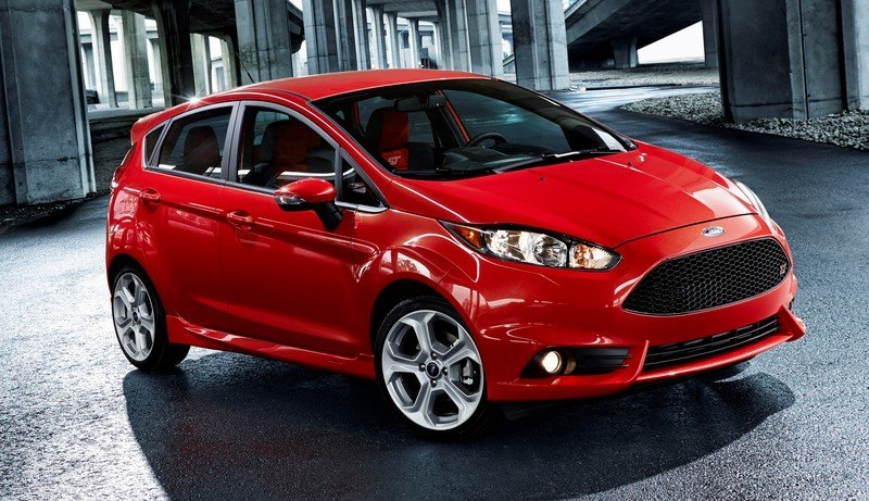 Mountune to Offer 80-Horsepower Upgrade for Ford Fiesta ST