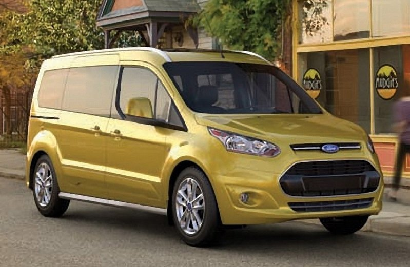 2014 Ford Transit Connect Wagon Exterior - image 518432
