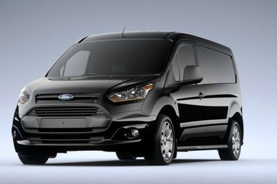 2014 Ford Transit Connect Cargo Exterior - image 518559