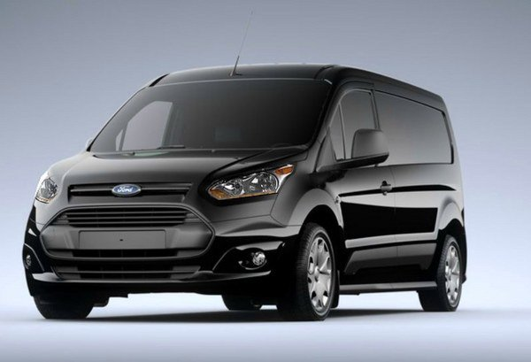 2014 Ford Transit Connect Cargo   car review @ Top Speed