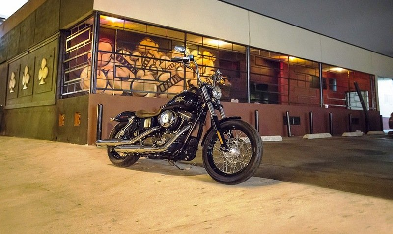 Harley-Davidson Reports Slight Drop In Sales In Q2 Of 2015