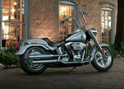 2014 Harley Davidson Softail Fat boy - image 520595