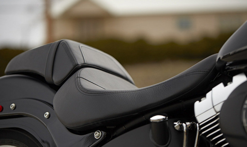 2014 Harley Davidson Softail Fat Boy Lo Exterior - image 520666