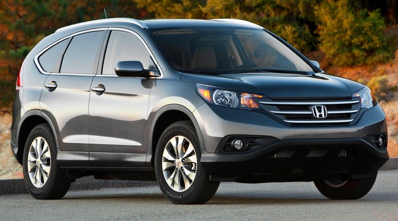 2014 Honda CR-V High Resolution Exterior - image 518155