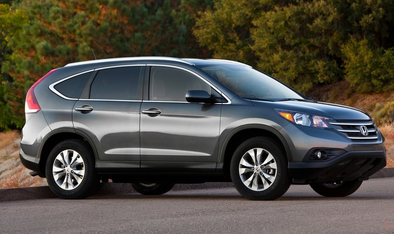 2014 Honda CR-V High Resolution Exterior - image 518156