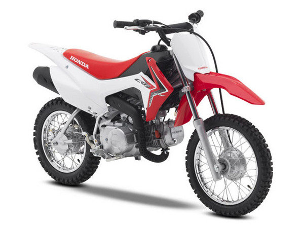 2014 honda crf110f review top speed for Honda crf110f top speed