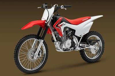 2014 Honda CRF125F Big Wheel