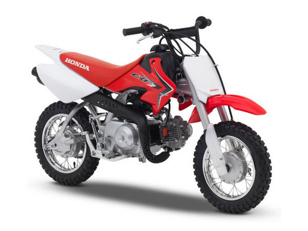 2014 Honda CRF50F Review - Top Speed