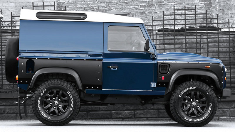 2013 Land Rover Defender 90 - Chelsea Wide Track By Kahn Design High Resolution Exterior - image 519071