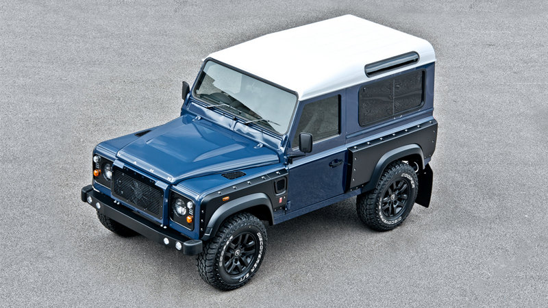 2013 Land Rover Defender 90 - Chelsea Wide Track By Kahn Design High Resolution Exterior - image 519085