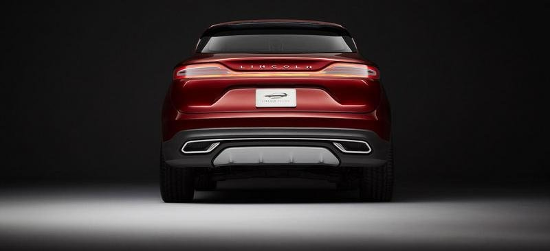 2014 Lincoln MKC Black Label Concept