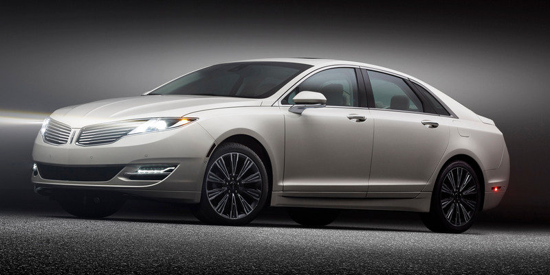 2013 Lincoln MKZ Black Label