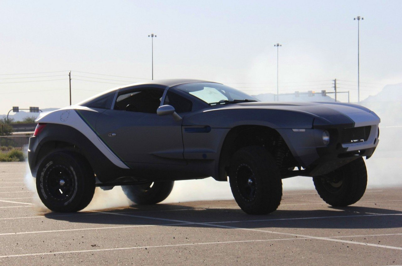 Local Motors Rally Fighter Review >> 2013 Local Motors Rally Fighter - Picture 519661 | car review @ Top Speed