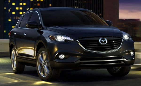 2013 mazda cx 9 car review top speed. Black Bedroom Furniture Sets. Home Design Ideas