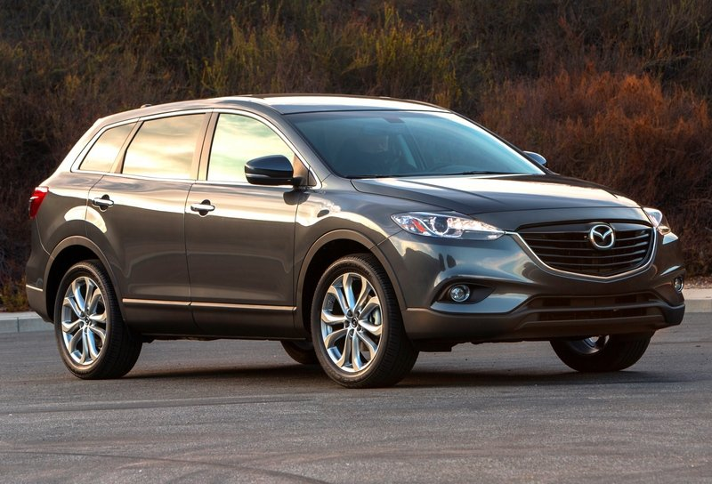 2013 Mazda CX-9 High Resolution Exterior - image 518033