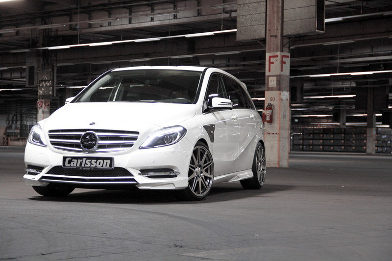 2013 Mercedes B-Class by Carlsson