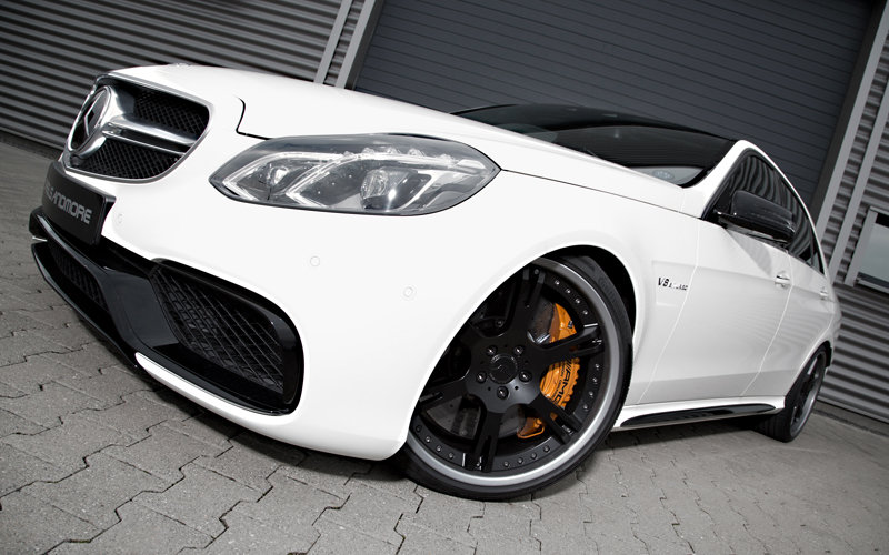 "2014 Mercedes Benz E63 AMG S-Model ""Seven-11"" by Wheelsandmore Exterior - image 519243"