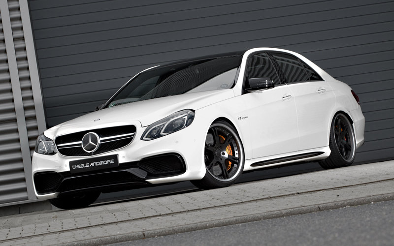 "2014 Mercedes Benz E63 AMG S-Model ""Seven-11"" by Wheelsandmore Exterior - image 519242"