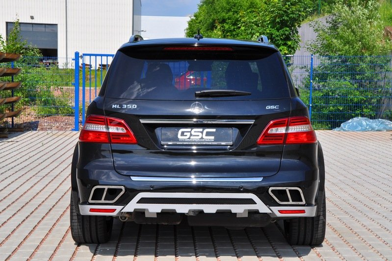 2013 Mercedes-Benz ML Widebody By German Special Customs High Resolution Exterior - image 519541