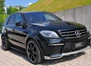 2013 Mercedes-Benz ML Widebody By German Special Customs - image 519542