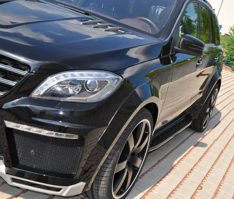 2013 Mercedes-Benz ML Widebody By German Special Customs Exterior - image 519544
