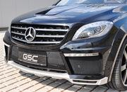 2013 Mercedes-Benz ML Widebody By German Special Customs - image 519545