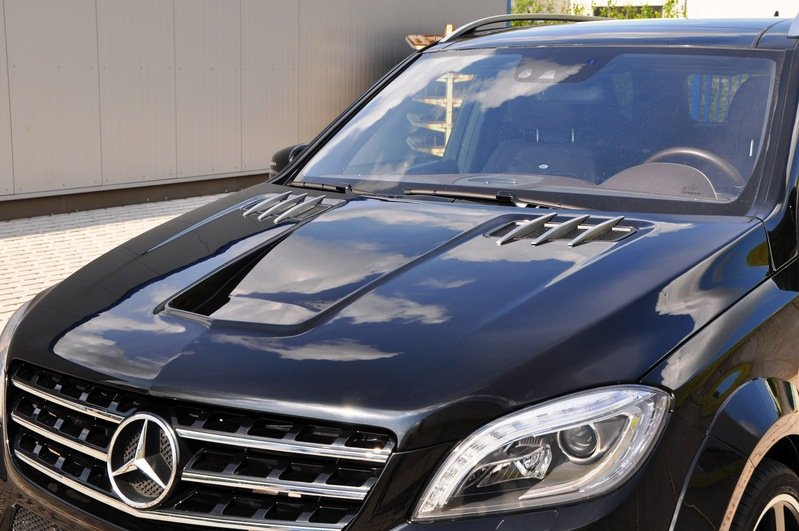2013 Mercedes-Benz ML Widebody By German Special Customs Exterior - image 519546