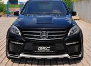 2013 Mercedes-Benz ML Widebody By German Special Customs - image 519547