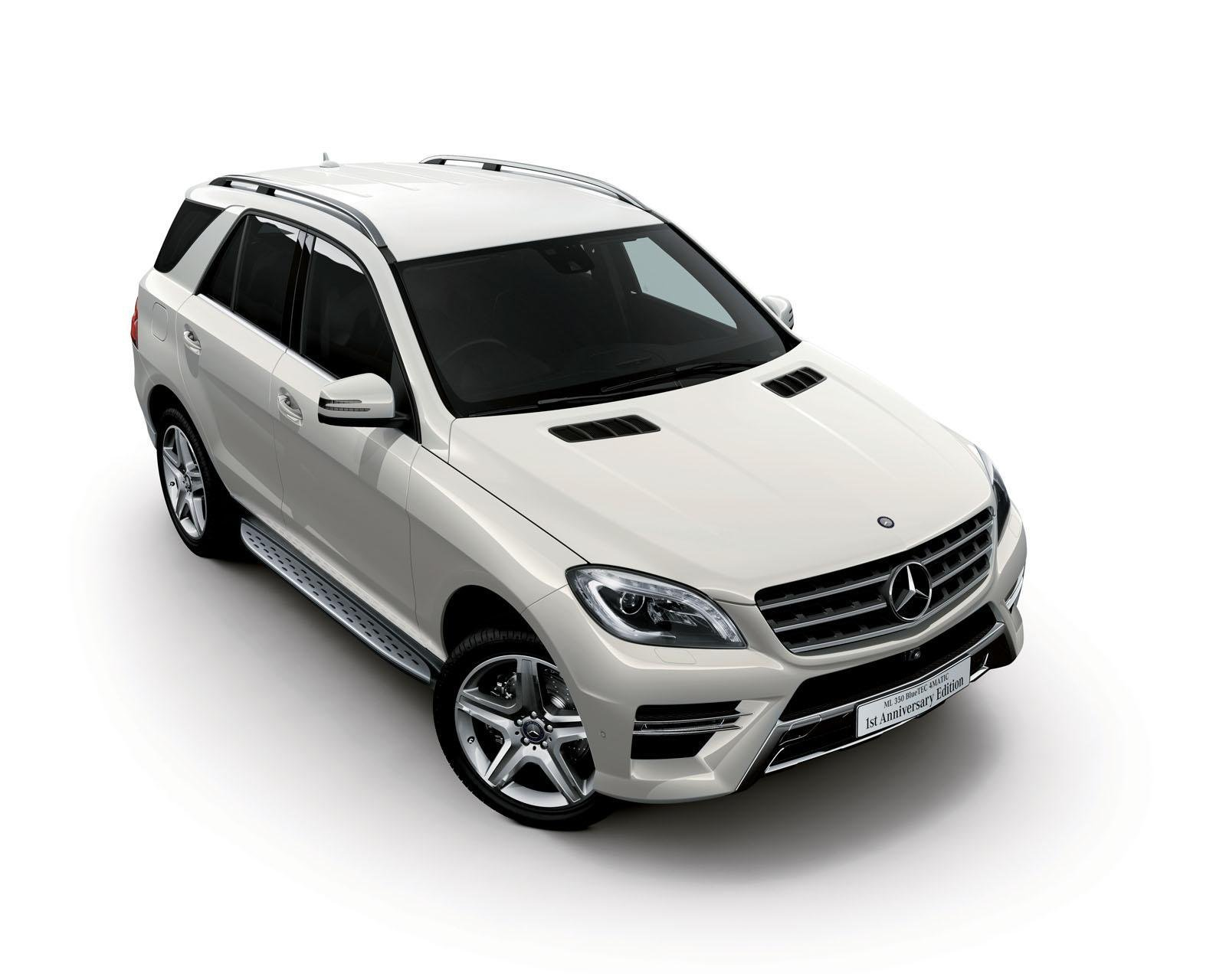 2013 Mercedes Ml350 Bluetec 4matic 1st Anniversary Edition
