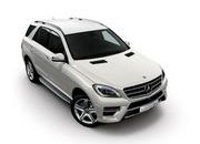 2013 Mercedes ML350 BlueTEC 4MATIC 1st Anniversary Edition - image 520469