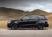 2013 Mercedes ML63 AMG Inferno Black by TopCar - image 517964
